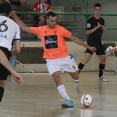 El FS Cuéllar cedió tres puntos ante el Alzira