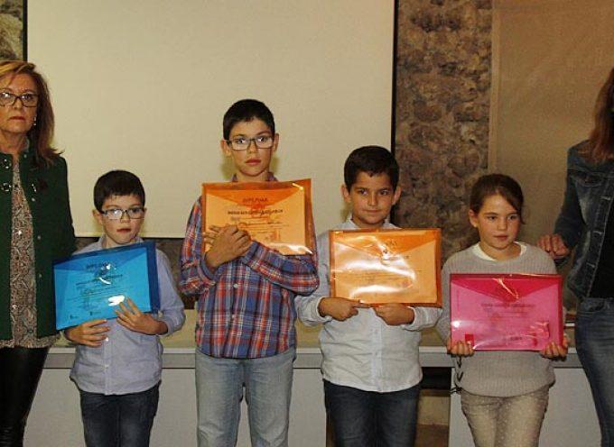 Cuarenta alumnos de primaria participaron en el certamen `Cuentos del Mundo´