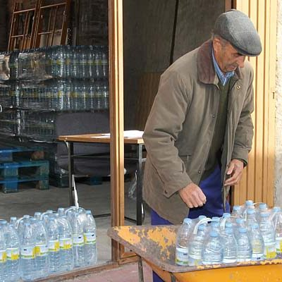 El PSOE exige al PP en la Junta una solución definitiva para los problemas de agua en Lastras de Cuéllar