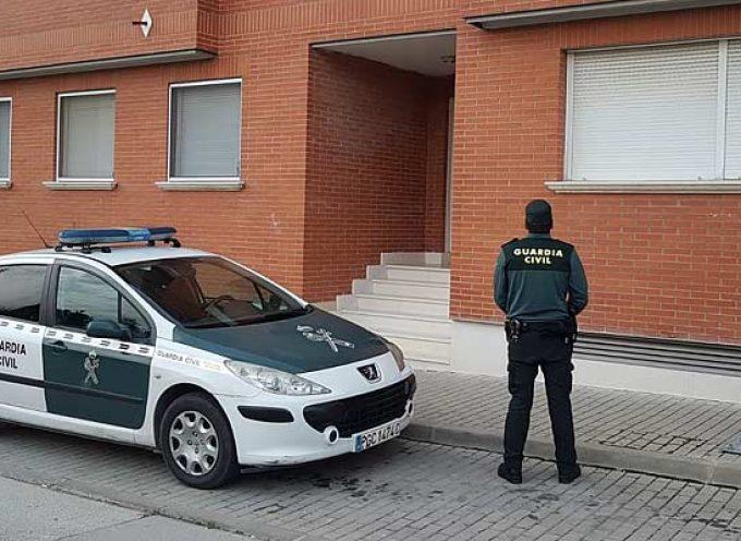 Detienen al autor de un robo con fuerza en una vivienda de la zona norte de Cuéllar