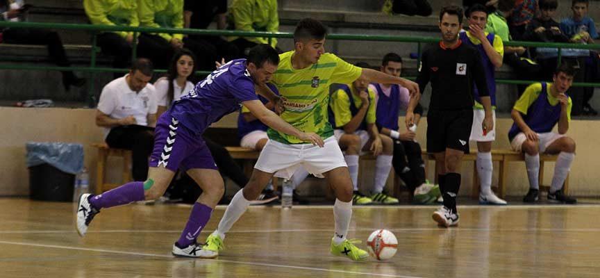 """Partido """"de cuatro puntos"""" para el FS Cuéllar en Vizcaya ante un rival directo"""