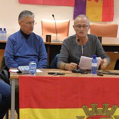 La Asamblea Comarcal de Izquierda Unida dio cuenta a militantes y simpatizantes de su actividad en el último año