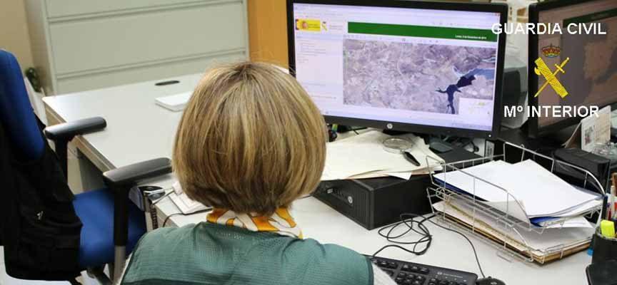 La Guardia Civil de Segovia desarticula una presunta organización criminal especializada en estafas a la PAC
