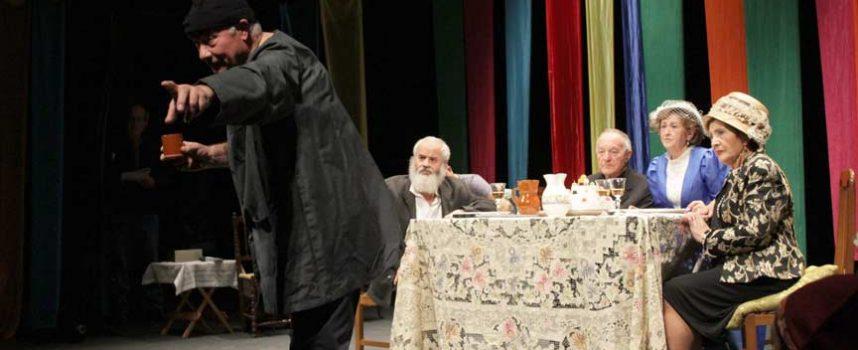 Tempus Gaudii se subió al escenario del Juan Bravo con `El Juglarón´