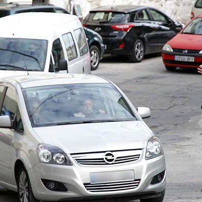 La Policía Local de Cuéllar colabora en la campaña de vigilancia de furgonetas de la DGT