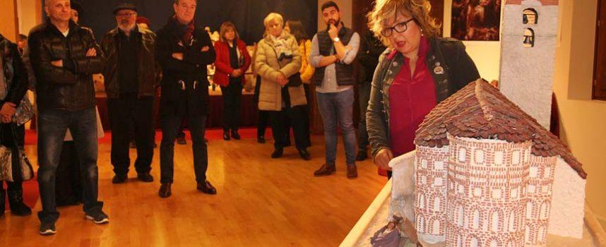 Ayuntamiento y belenistas inauguran en Cuéllar la Ruta de Belenes 2018
