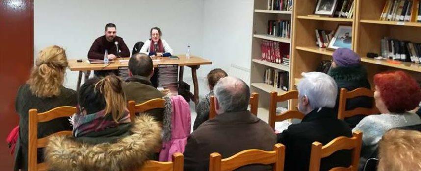 Libros, teatro, concierto y encuentros con escritores en las Jornadas Literarias de Fuenterrebollo