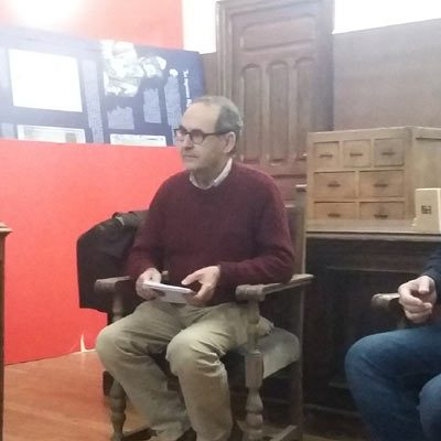 Aguilafuente acogió la presentación de `La sombra del pantano´ de Ignacio Sanz