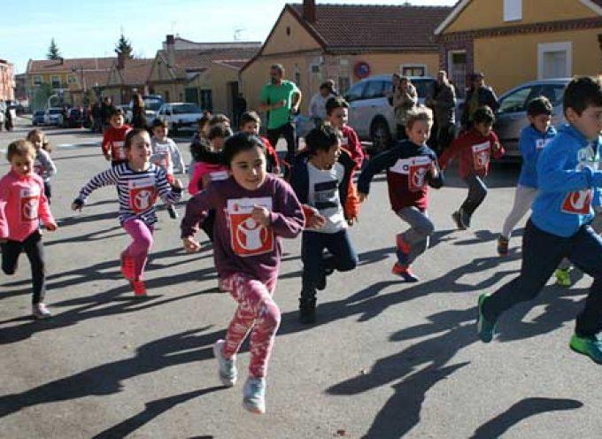 Los alumnos del colegio San Gil sumaron `Kilómetros de solidaridad´ a beneficio de Save the Children