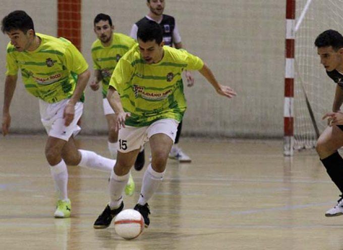 El FS Cuéllar se enfrenta al Zierbena tras vencer a la Unión Calatayud