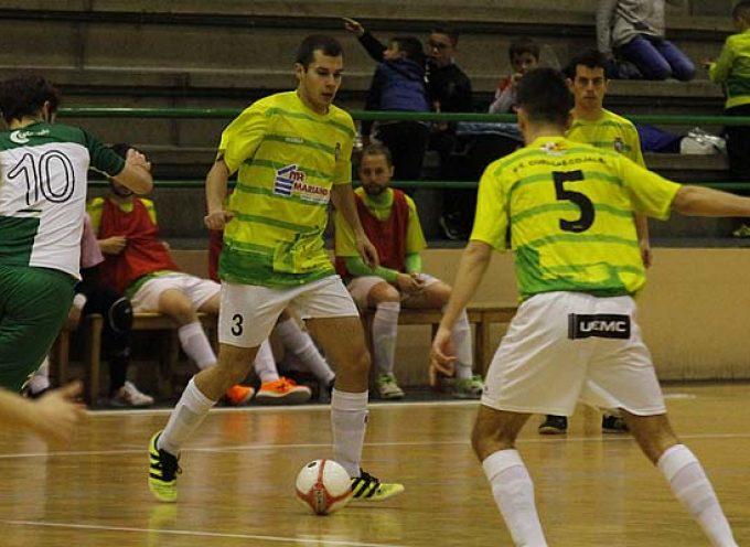 El FS Cuéllar juega en casa un mes después, recibiendo al tercer clasificado