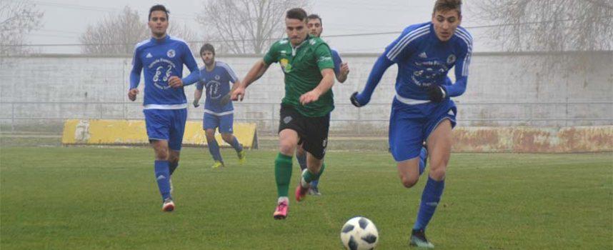 El CD Cuéllar pone el fútbol pero no los goles (0-0)