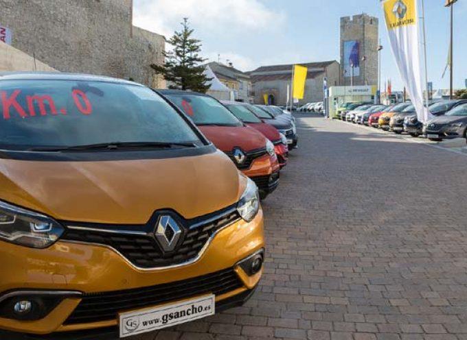 Las instalaciones de GSancho en Cuéllar acogerán un feria de vehículos nuevos y de ocasión