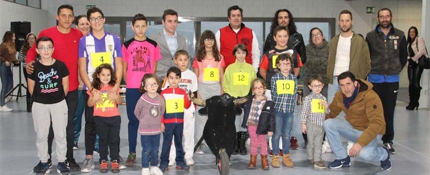 Sergio Martín, campeón del concurso infantil de cortes de EhToro.com