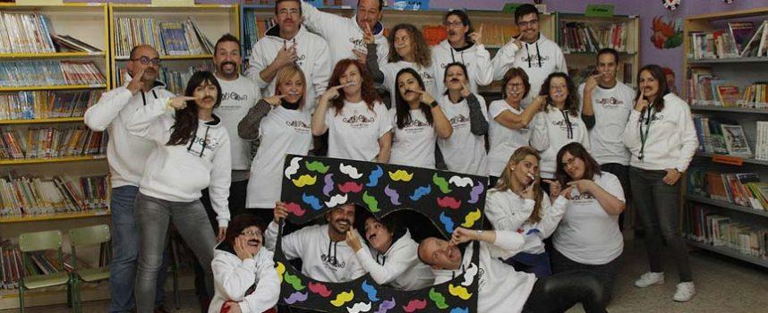 El colegio San Gil cierra `Movember´ sumando más de 500 euros a la defensa de la salud masculina