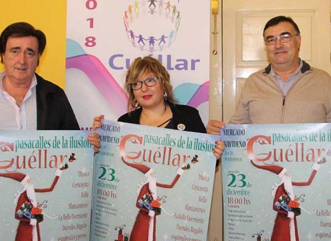 Cultura apuesta por el `Pasacalles de la Ilusión´ del 23 de diciembre como un referente de la Navidad en la comarca