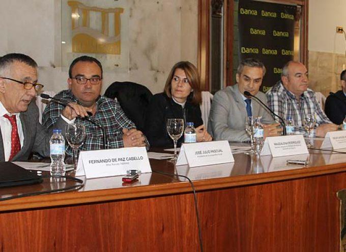 """La comarca cuellarana es """"el epicentro de la producción hortícola de Castilla y León"""""""