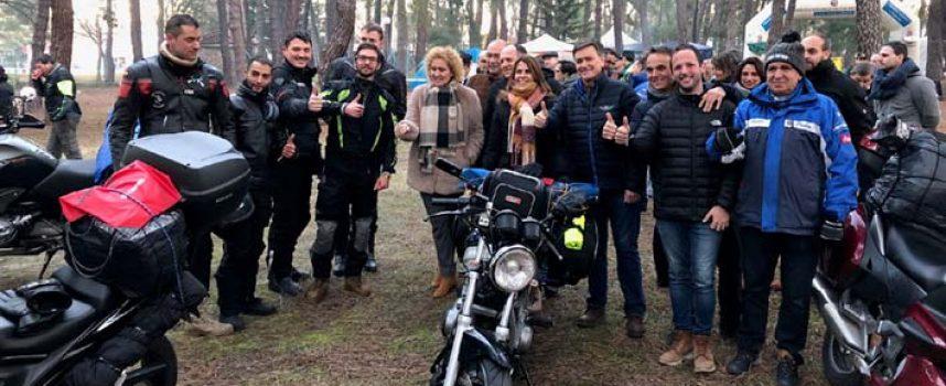 Arranca La Leyenda Continúa, que aspira a reunir a 8.000 moteros en Cantalejo