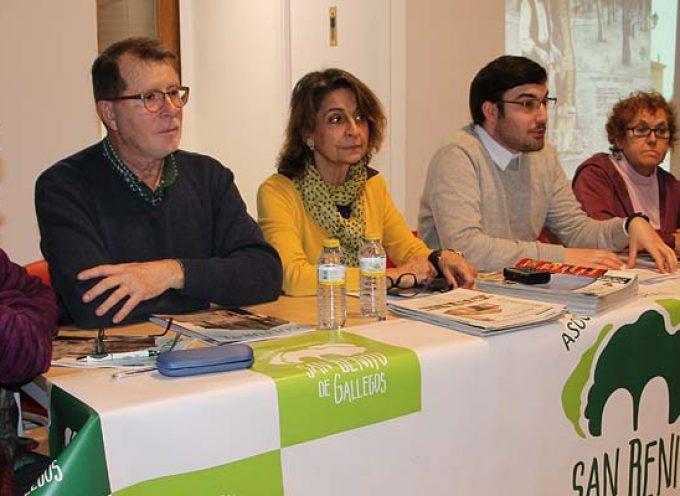 La Asociación San Benito de Gallegos recoge en su revista el día a día de los pueblos de El Carracillo