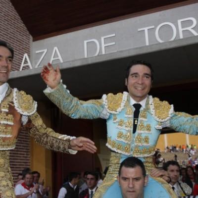 El cuellarano Javier Herrero en la terna que Festejos contempla para la corrida del miércoles de toros