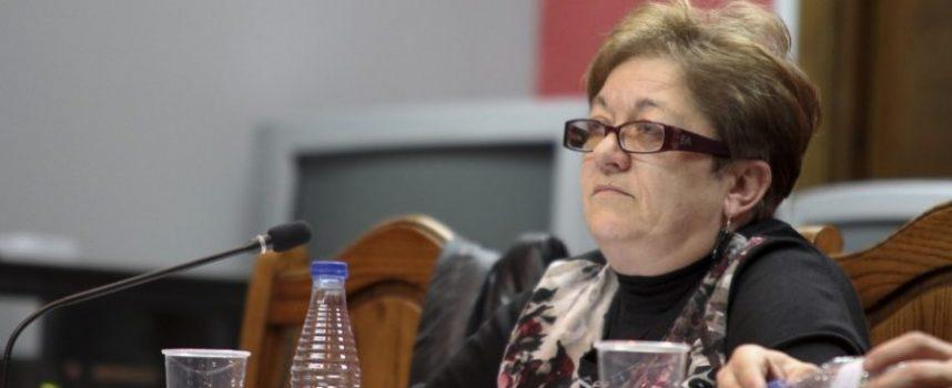 Mª Luisa González retira la denuncia por el uso de su imagen en unas camisetas en 2007