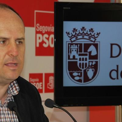 """El Procurador socialista José Luis Aceves  manifiesta su solidaridad con el presidente de """"No más Mierda"""""""