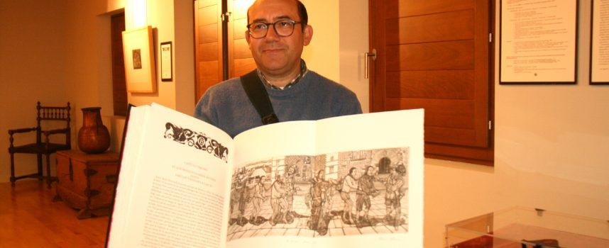 Blanco Blanco muestra su obra en Las Tenerías
