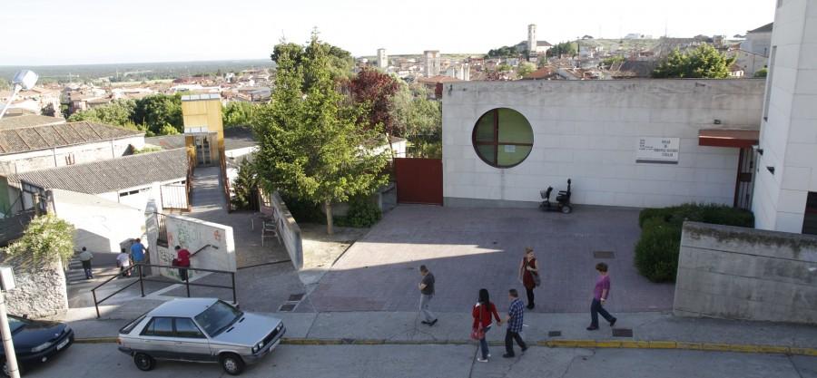 Centro de día de Personas Mayores de la villa.