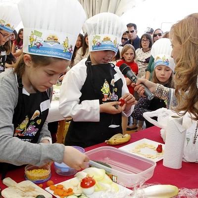 El II Certamen Chef Junior comenzará el 3 de mayo
