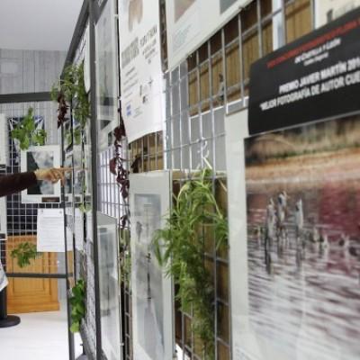 Jorge de la Cruz ganador del premio al mejor conjunto del Concurso Fotográfico de Flora y Fauna Regional