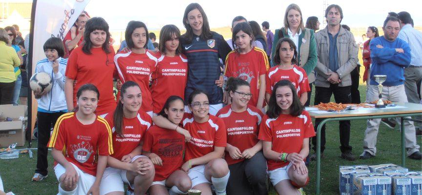 Cita provincial con el fútbol 7 el fin de semana en Carbonero el Mayor