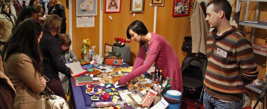 """Apadefim participa en la Feria de la Juventud con su campaña """"Voluntarizate"""""""