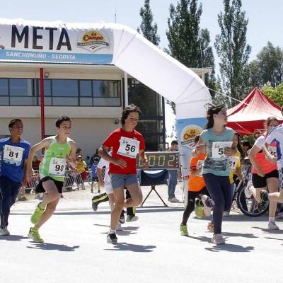 Más de 300 corredores se darán cita mañana en la Carrera Solidaria de El Campo