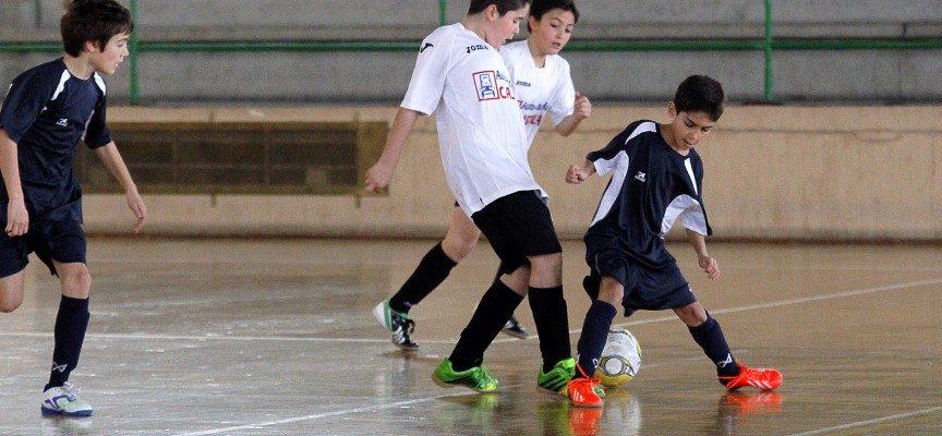 La cantera del FS Cuéllar-Cojalba afrontó sus penúltimos partidos de liga