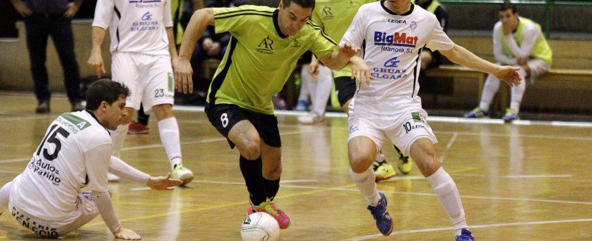 FS Cuéllar Cojalba y El Espinar Arlequín se enfrentan por la permanencia