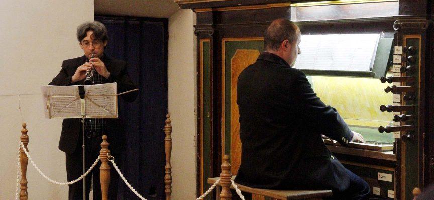 El órgano de la iglesia de San Andrés volverá a sonar mañana de la mano de Jorge Colino