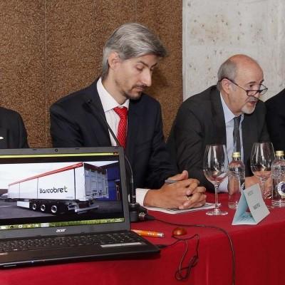 Mercedes, Granalu y Grucase presentaron sus novedades al sector cerealista