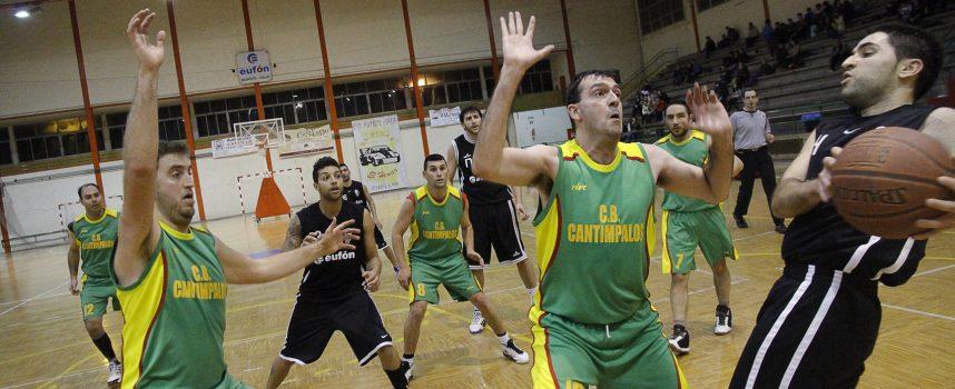 El Baloncesto Cuéllar sénior perdió el partido de ida de los Cuartos de final