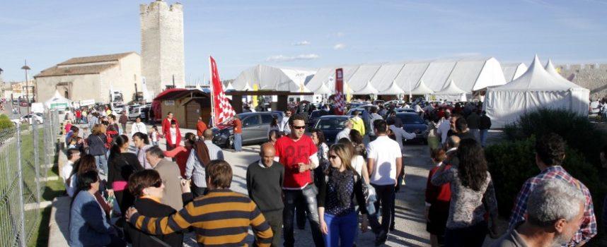 La XXX Feria de Cuéllar supera las 200 solicitudes de espacio