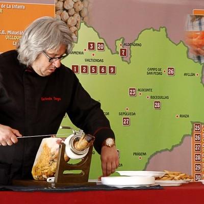 Bodegas de vino y cerveceras artesanas de la provincia estarán en la Feria de Cuéllar con la Diputación