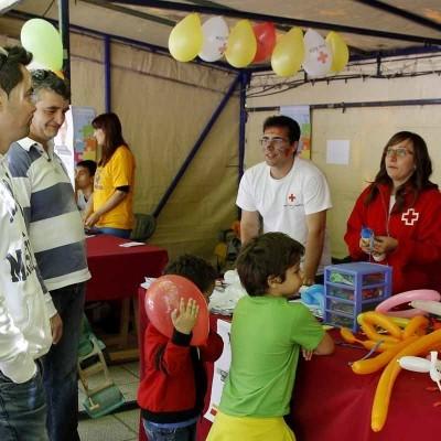 Cruz Roja contará con un espacio en la Feria de la Juventud donde desarrollará talleres y dinámicas