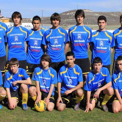 """V Campeonato de Fútbol 7  """"Escuela Fútbol Base Futuro Cuéllar"""""""