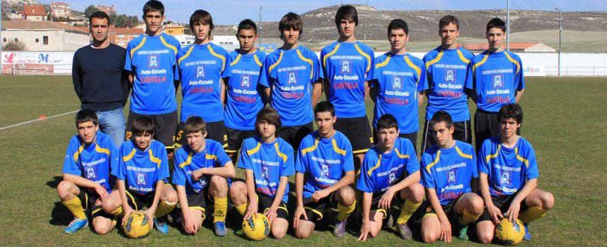 """Campeonato de Fútbol 7 """"Fútbol Base Futuro Cuéllar"""" y IV Trofeo de Escuelas de Ciclismo"""