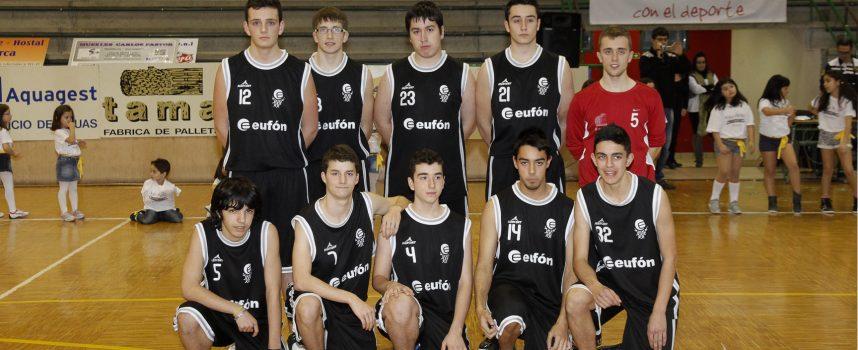 Baloncesto Cuéllar cerró la temporada con triunfo del equipo Juvenil Masculino
