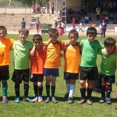Mañana se jugarán las semifinales y finales del Campeonato de Fútbol 7 de Carbonero el Mayor