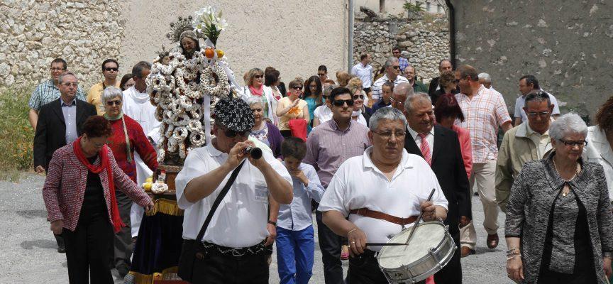 Dehesa de Cuéllar celebra las fiestas `De los Santos Patrones´ del  11 al 16 de agosto