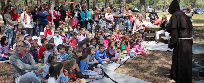 El paraje de San Benito de Gallegos acogerá el 1 de junio la IX Feria del Libro