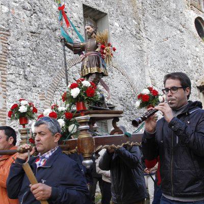 La comarca festeja hoy a San Isidro