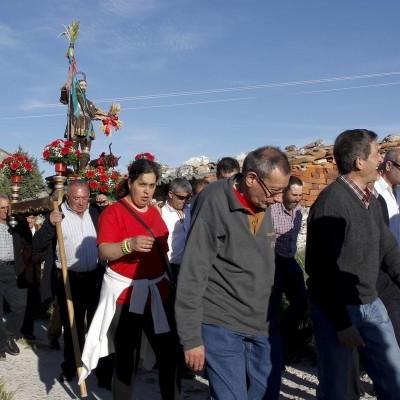 La comarca festeja a San Isidro