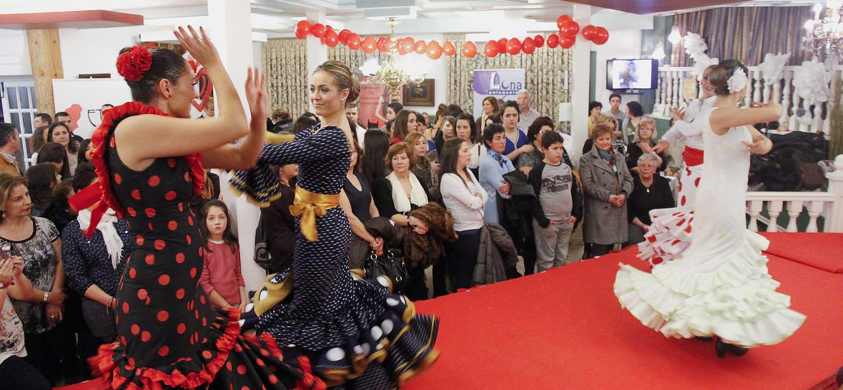 La música flamenca y el baile de sevillanas ambientarán la Feria.